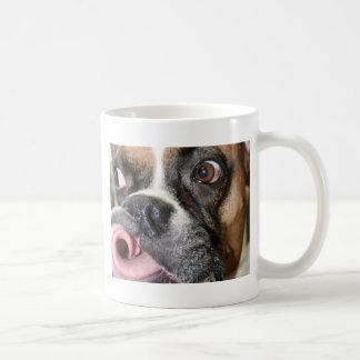 Funny Boxer Dog Coffee Mug