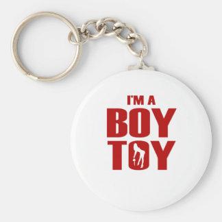 Funny Boy Toy Keychain