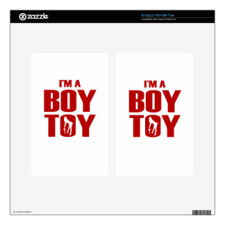 Funny Boy Toy Kindle Fire Skins