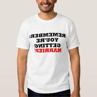 Funny Boyfriend Mirror Shirt For Fiance