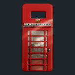 "Funny British Red Phone Booth Case-Mate Samsung Galaxy S8 Case<br><div class=""desc"">Artwork &#169;Specialeetees - This classic icon of the British landscape has been well received by my customers receiving 5 star reviews in the past, so I really hope the new design proves to be as popular. In addition to the brighter red tone, as the year of it&#39;s launch is the...</div>"