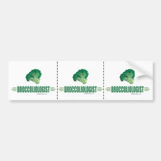 Funny Broccoli Bumper Stickers