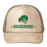 Funny Broccoli Mesh Hats