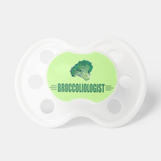Funny Broccoli Baby Pacifiers