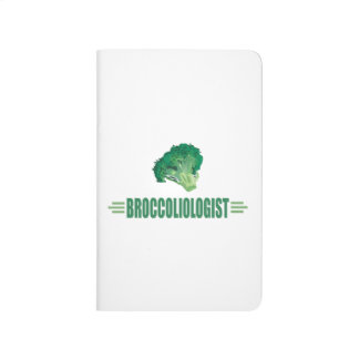 Funny Broccoliologist Journal