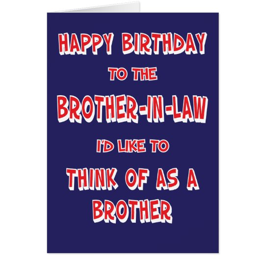 100 Top Happy Birthday Brother In Law Funny Images