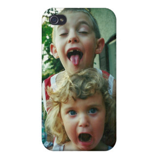 funny brothers iPhone 4/4S covers