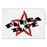 Funny Bubba Attitude Card