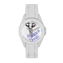 Funny Bubba Goat Wrist Watch