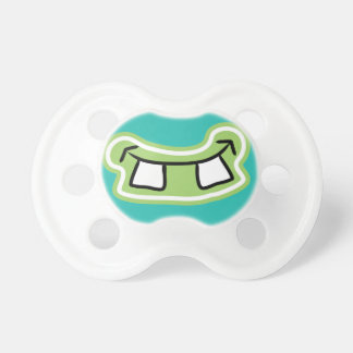Funny Buck Teeth Monster Grin Pacifier