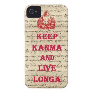 Funny Buddha saying iPhone 4 Case