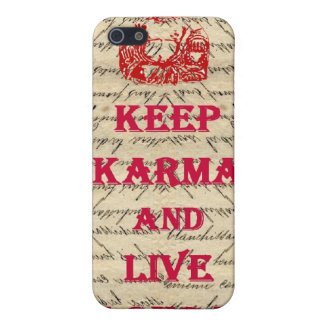 Funny Buddha saying Cover For iPhone SE/5/5s