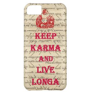 Funny Buddha saying iPhone 5C Case