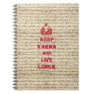 Funny Buddha saying Notebooks