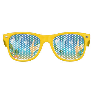 Funny budgies kids sunglasses