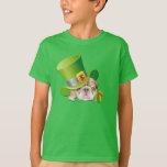 Funny Bulldog Leprechaun St.Patrick's Day Shirts