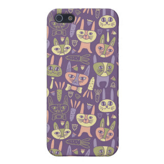 Funny Bunnies iPhone Case