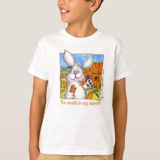 Funny Bunnies Kids T-shirt