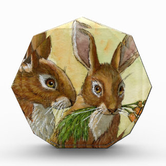 funny bunnies-little gift for you by schukina 529 award