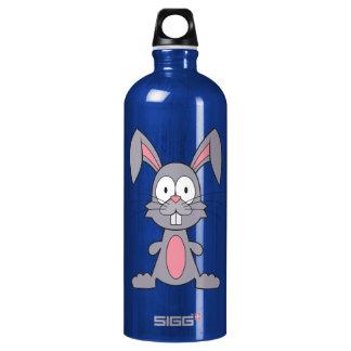Funny Bunny Aluminum Water Bottle