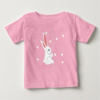 Funny Bunny Baby T-Shirt