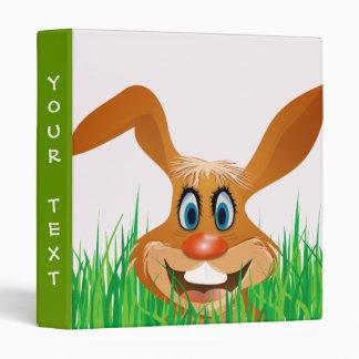 funny bunny binder