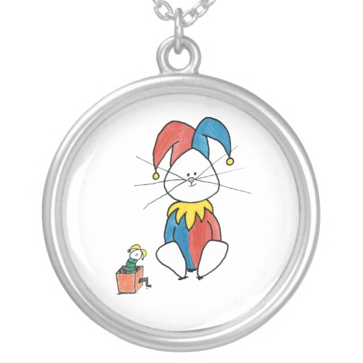 Funny Bunny Necklace