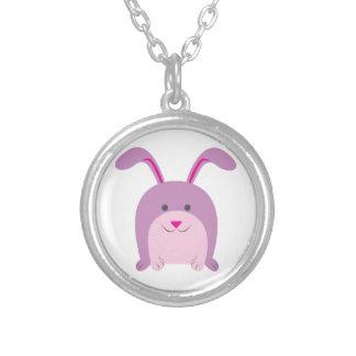 Funny Bunny Custom Necklace