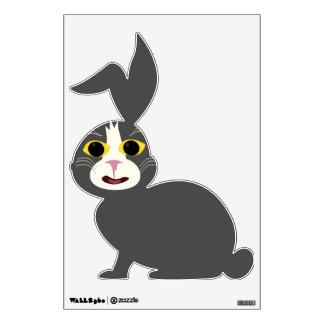 Funny Bunny Wall Sticker