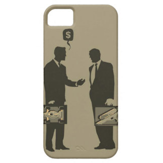 Funny Business iPhone SE/5/5s Case
