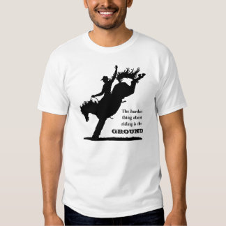Funny but true horse back riding tee shirt