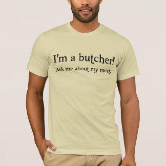 Funny Butcher T-Shirt