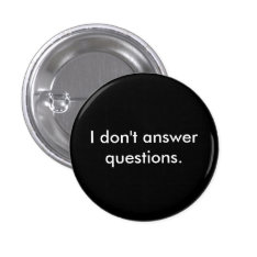 Funny Button at Zazzle