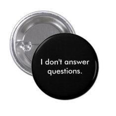 Funny button at Zazzle