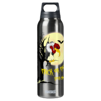 Funny Buzzard 16 Oz Insulated SIGG Thermos Water Bottle