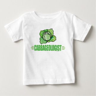 Funny Cabbage Lover Baby T-Shirt