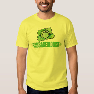 Funny Cabbage Lover T Shirts