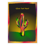 Funny Cactus Greeting Cards