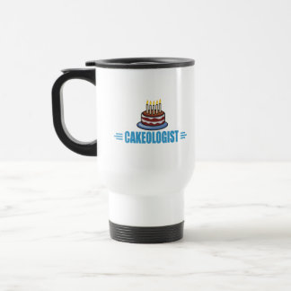 Funny Cake Baker's, Decorator's Travel Mug