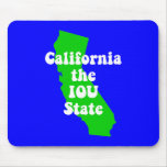 Funny California Mouse Pad