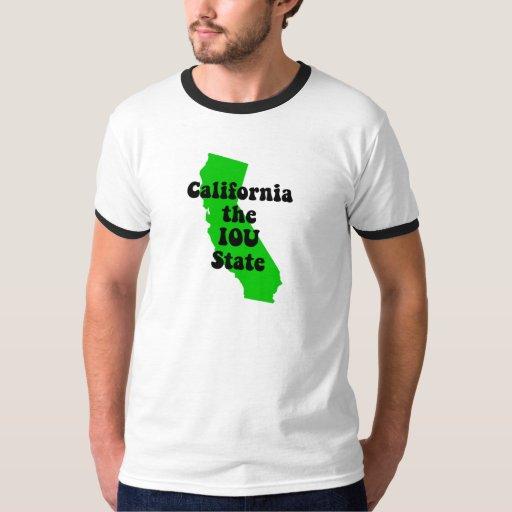 Funny California Tshirt