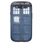 Funny Call Box Samsung Galaxy S3 Cases