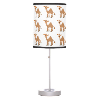 Funny Camel Art Table Lamp