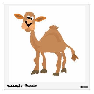 Funny Camel Art Wall Sticker