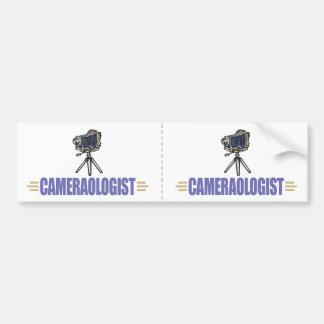 Funny Camera Bumper Stickers