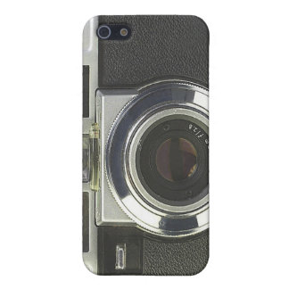 Funny Camera Design Cover For iPhone SE/5/5s