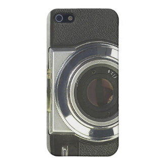 Funny Camera Design iPhone 4 Case