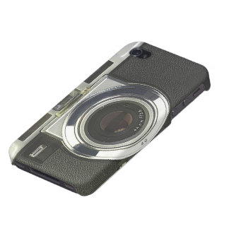 Funny Camera Design Covers For iPhone 4