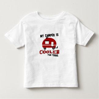 Funny Camper Toddler T-Shirt