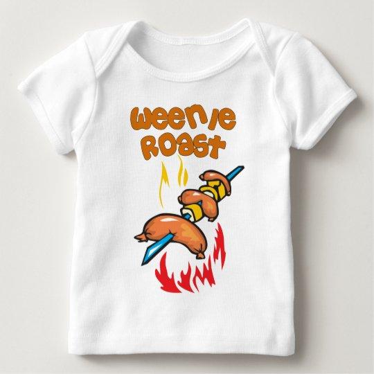 Funny Camping Baby T-Shirt